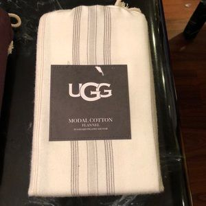 Ugg flannel pillowcases